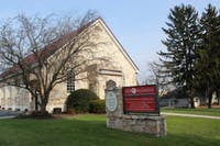 The Shippensburg Church of the Nazarene is on East Orange Street in downtown Shippensburg.