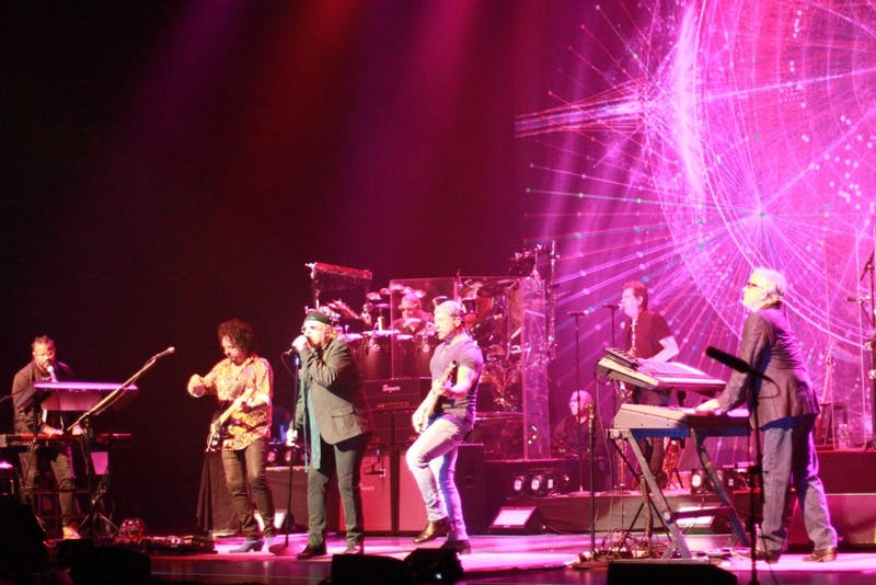 Toto formed in 1976 in Los Angeles. Each individual member has been featured on different albums, according to totoofficial.com. The band has sold more than 500,000 albums since the '70s.