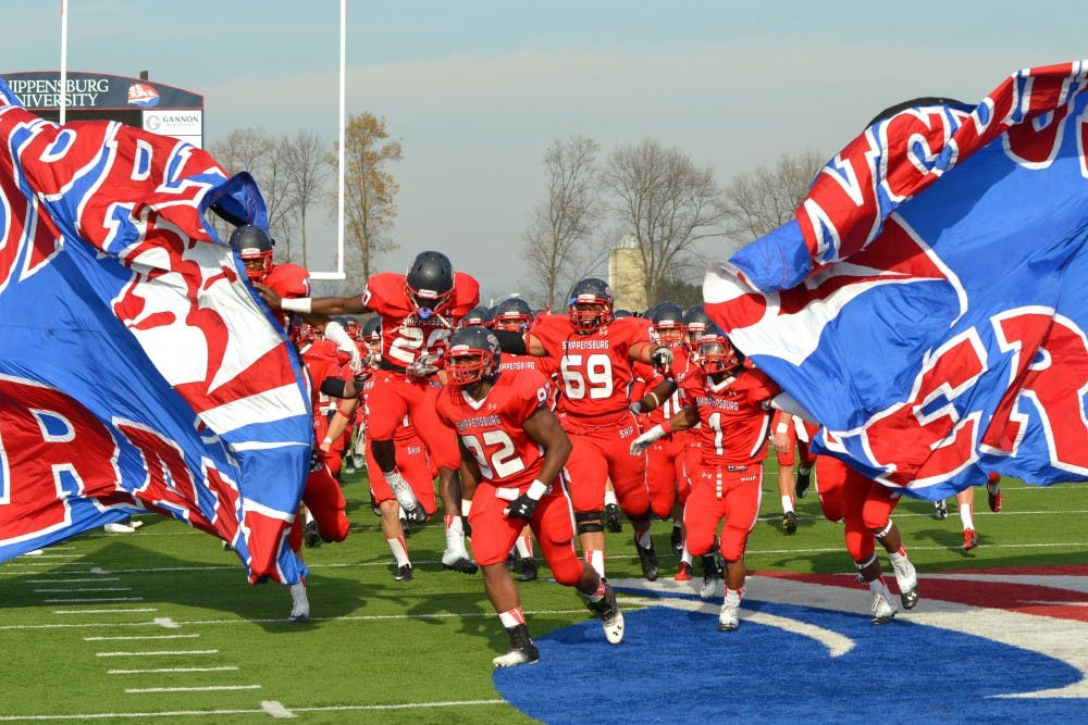 Raider football gears up for annual Red-White game