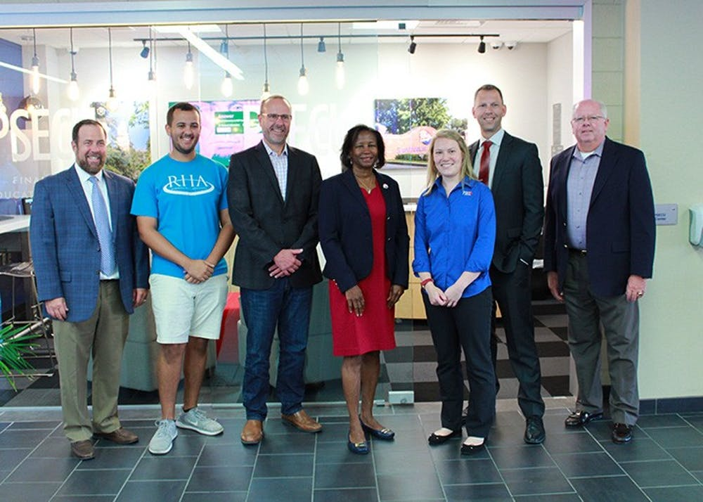 PSECU brings in renovations to financial center with 'Fall Bash'