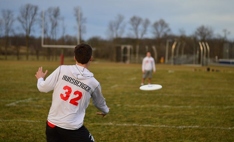 The ultimate frisbee club is in a period of transition but is learning to adapt.