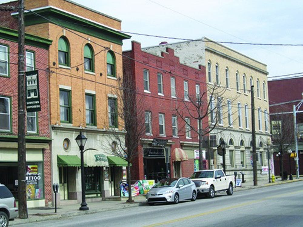 Changes needed in Shippensburg