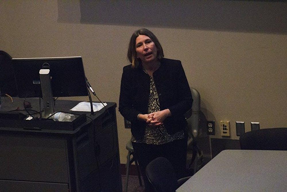Lecture connects ties between school, neighborhood segregation