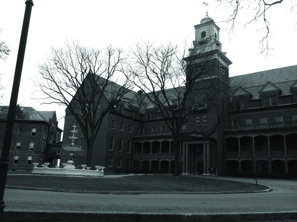 Taking a trip back in time on Shippensburg campus