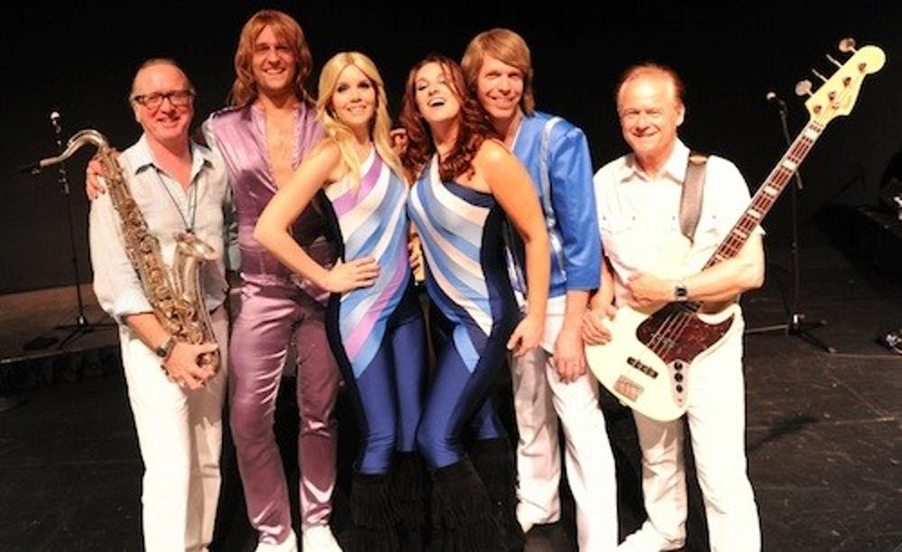 (PART OF) ABBA The Concert takes Shippensburg back to the '70s