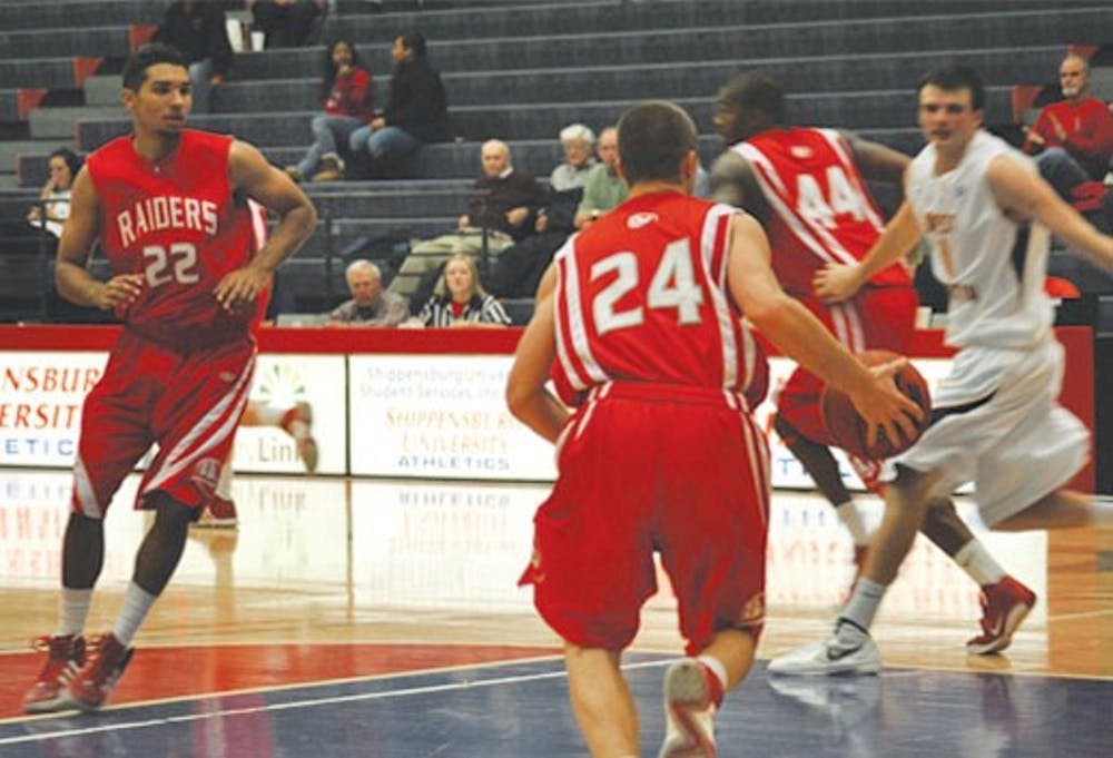 SU scores 2nd fewest points of season, falls to Bloomsburg 75-54