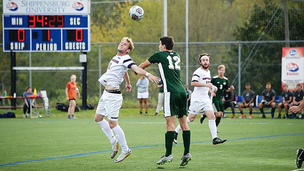Men's soccer shoots high for new season