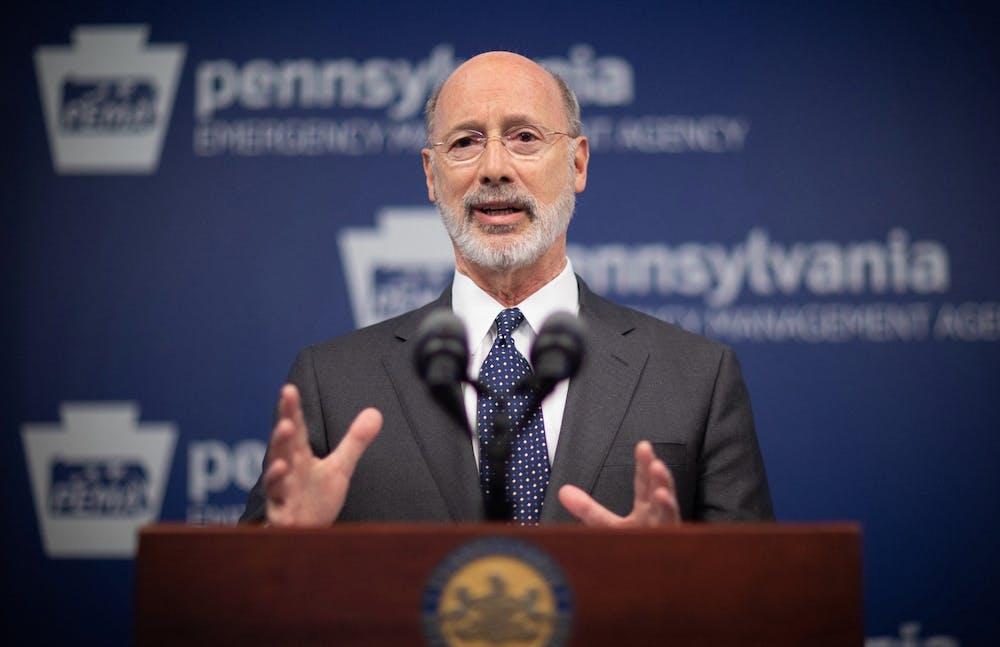 BREAKING: Gov. Tom Wolf urges Pennsylvania businesses to shut down to halt coronavirus spread