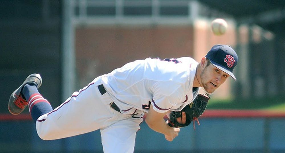 Shippensburg University baseball alumnus Gabe Mosser's minor league career put on hold due to coronavirus