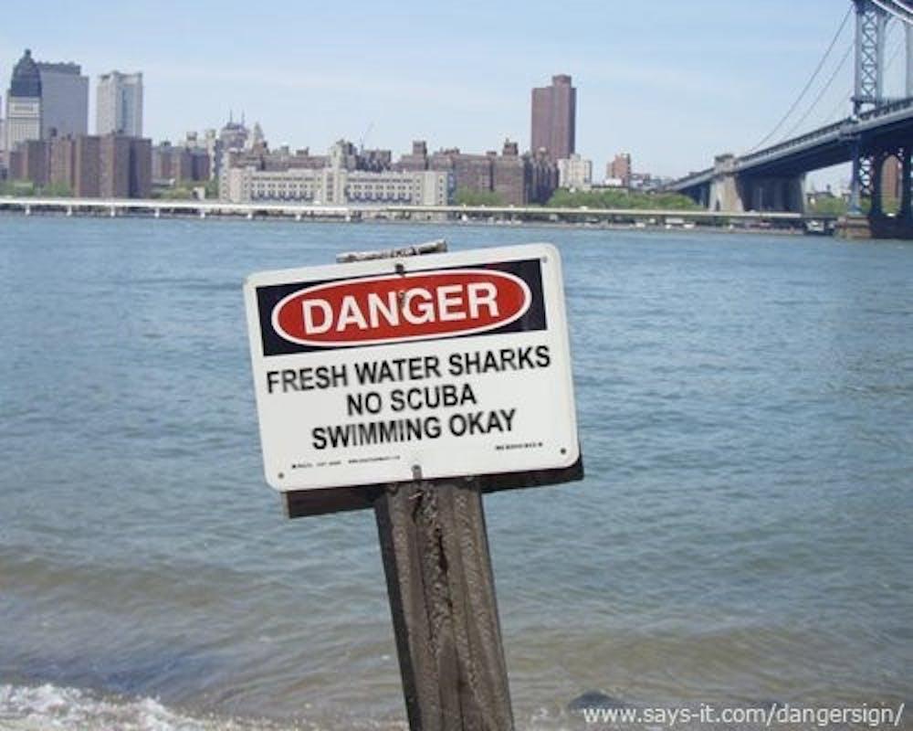 It's Shark Week, should we be worried?
