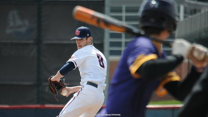 Gabe Mosser struck out 10 West Chester hitters in his solid efforts against the Golden Rams in SU's 6-5 victory on Thursday afternoon. Over his last four games, Mosser has given up only six earned runs in a span of 26 innings, earning wins in three of those four games. On the season, Mosser is 4-3 with a 3.83 ERA.
