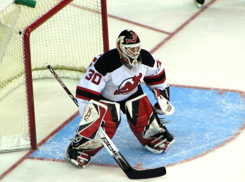 Martin Broduer was drafted 20th overall by the New Jersey Devils, the only team he has ever played with.