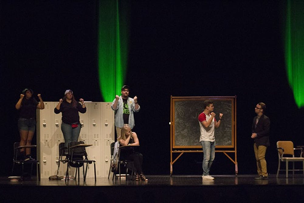 '21 Chump Street' brings drug awareness to SU