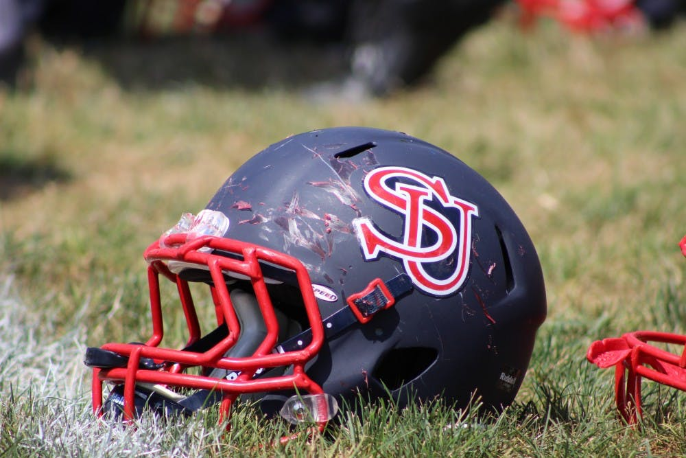 SU football receives eight All-PSAC selections
