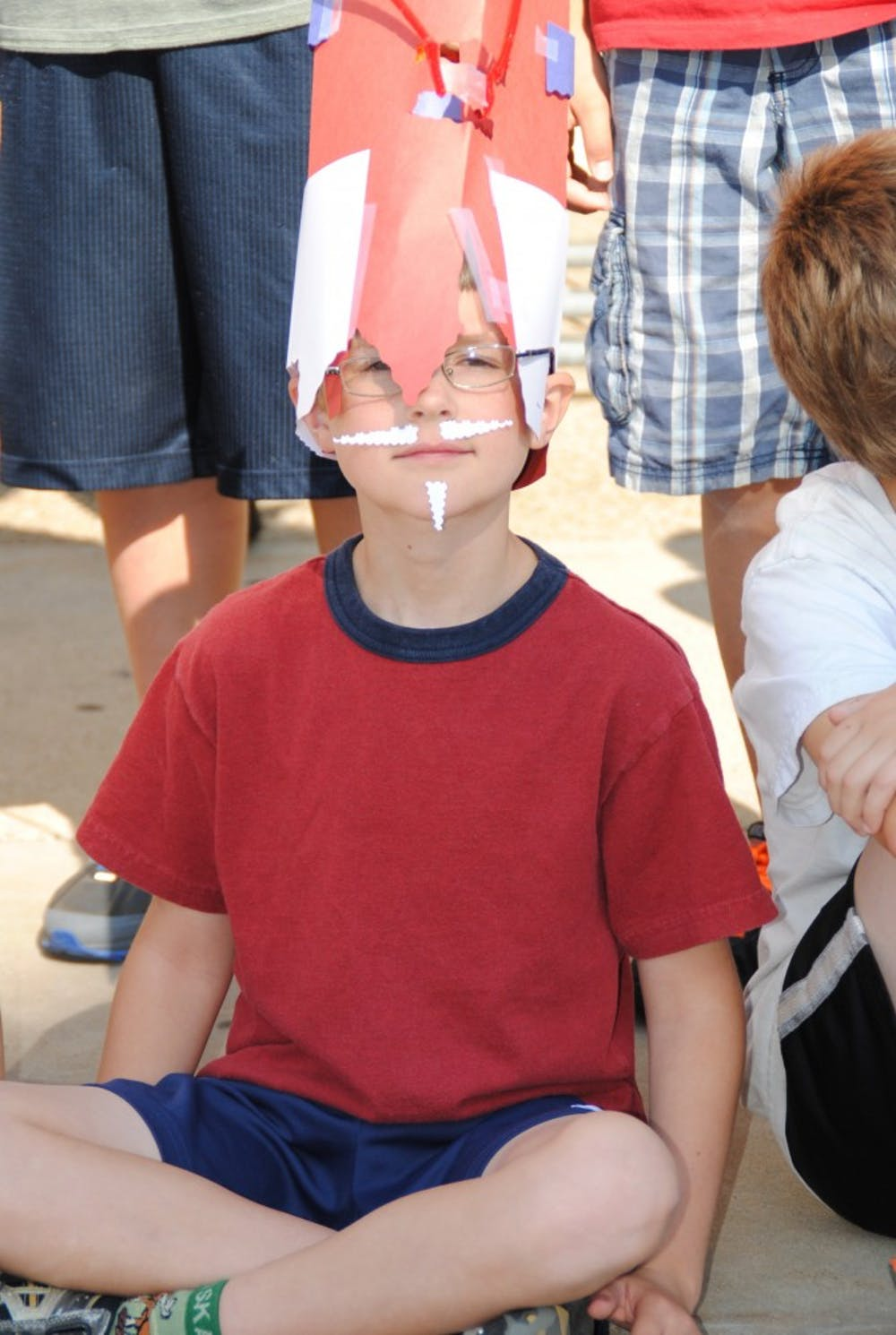 All ages take part in annual Constitution Day celebrations