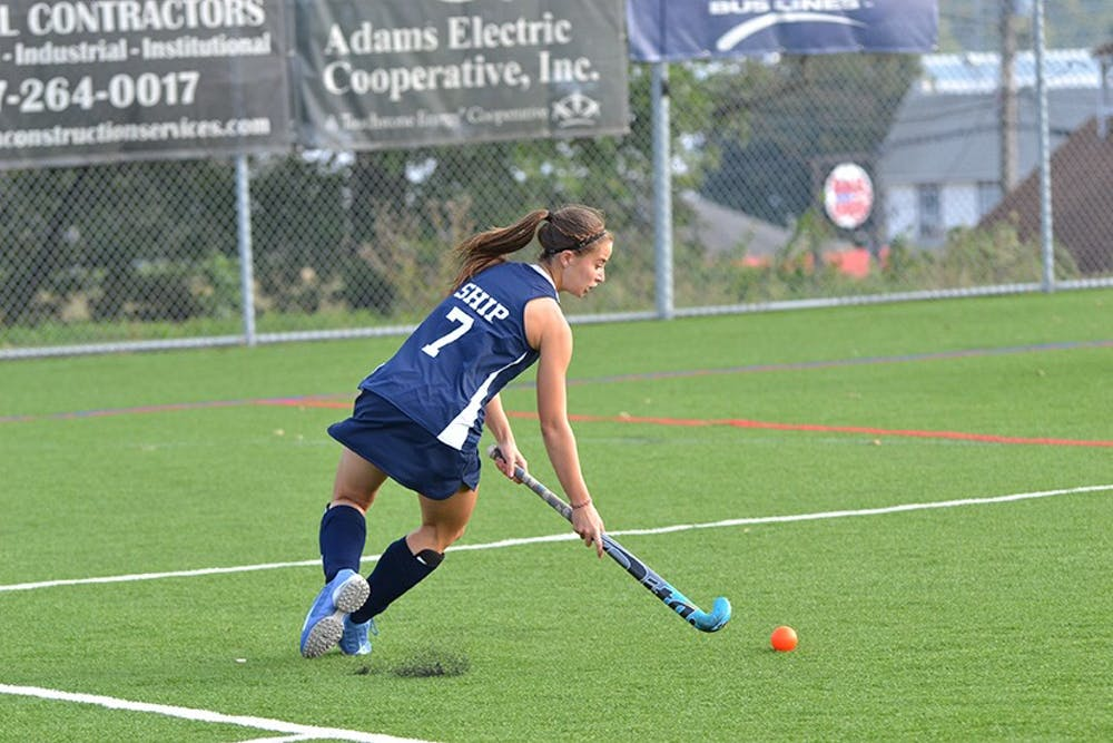 Field hockey records 14th consecutive victory this year