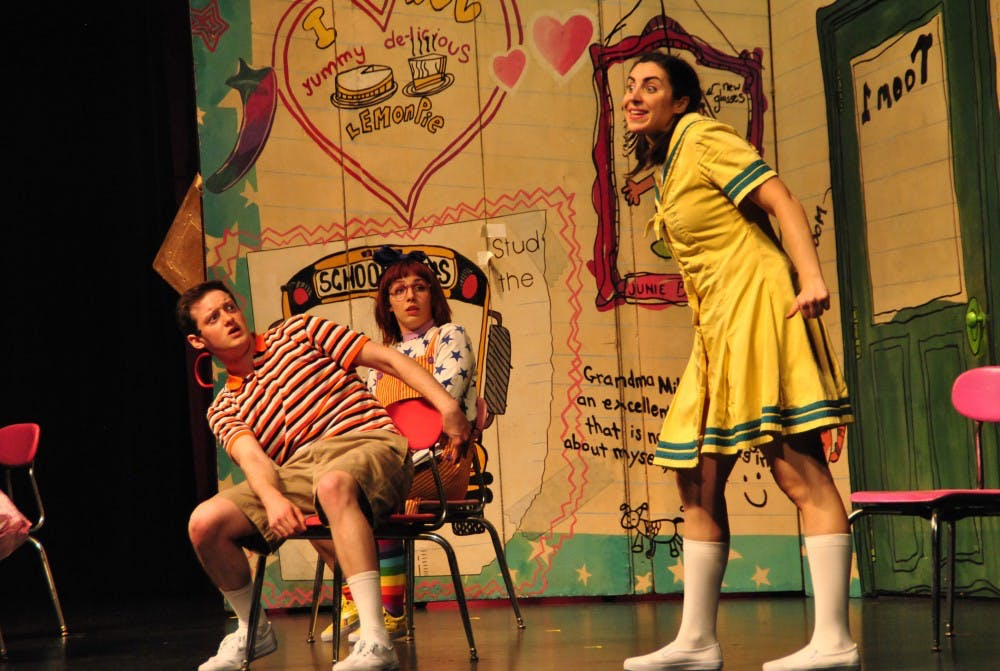 Luhrs center presents 'Junie B. Jones'