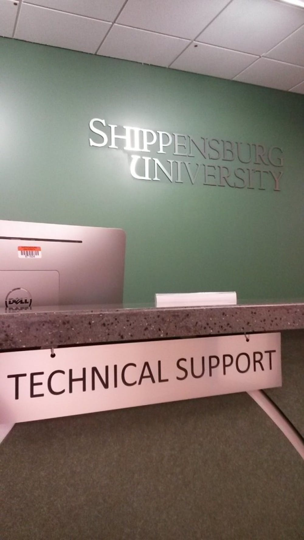 Student Help Desk offers technical support