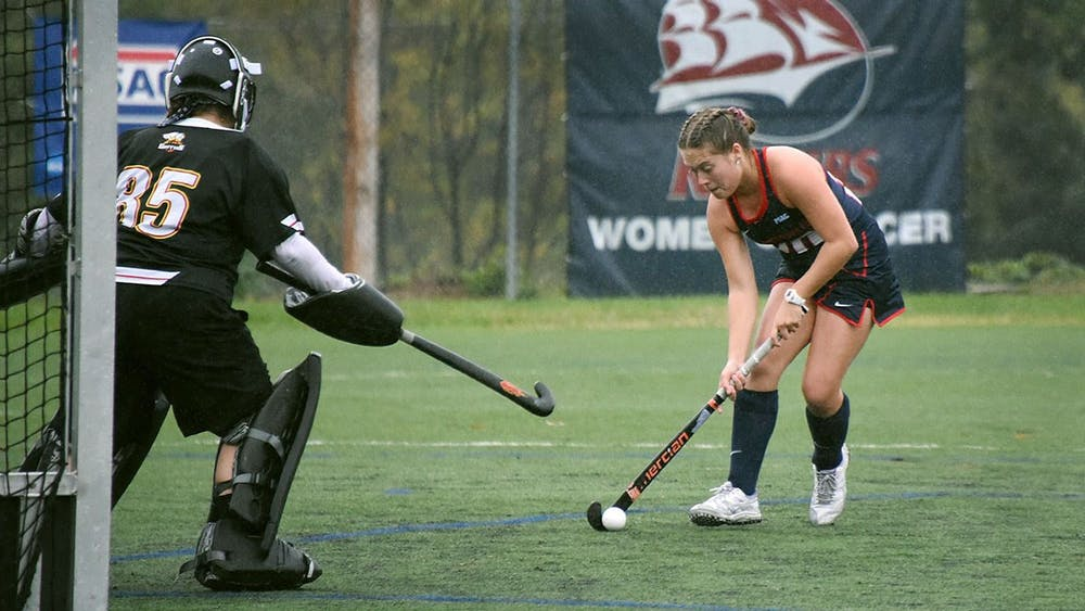 Field hockey finishes regular season with two wins