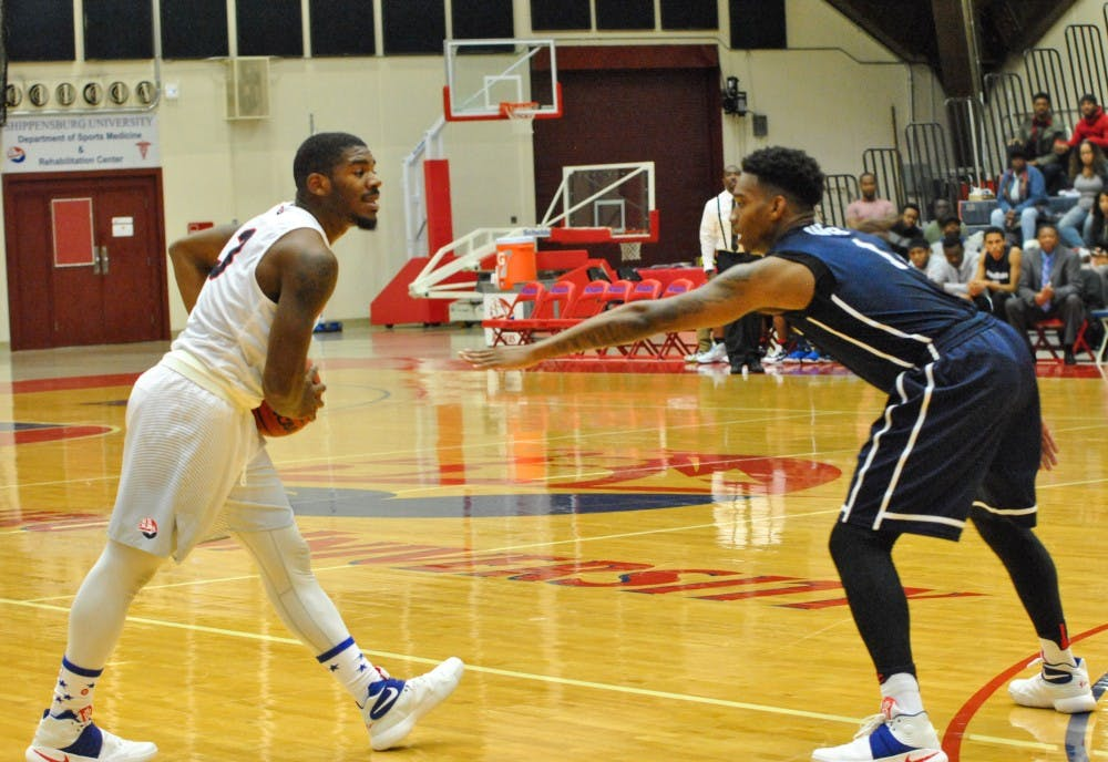 Men's basketball starts out 2016-17 with two wins