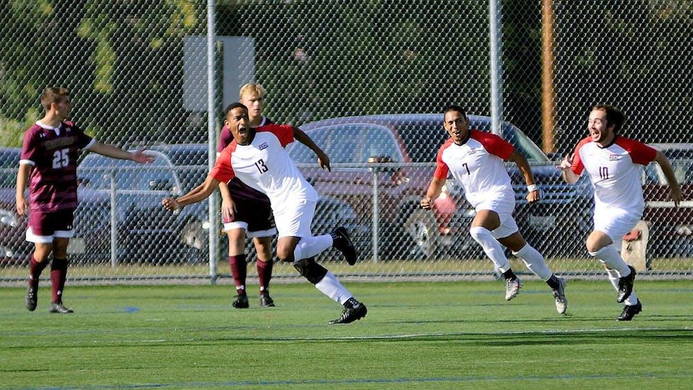 SU men's soccer seeking redemption in 2021
