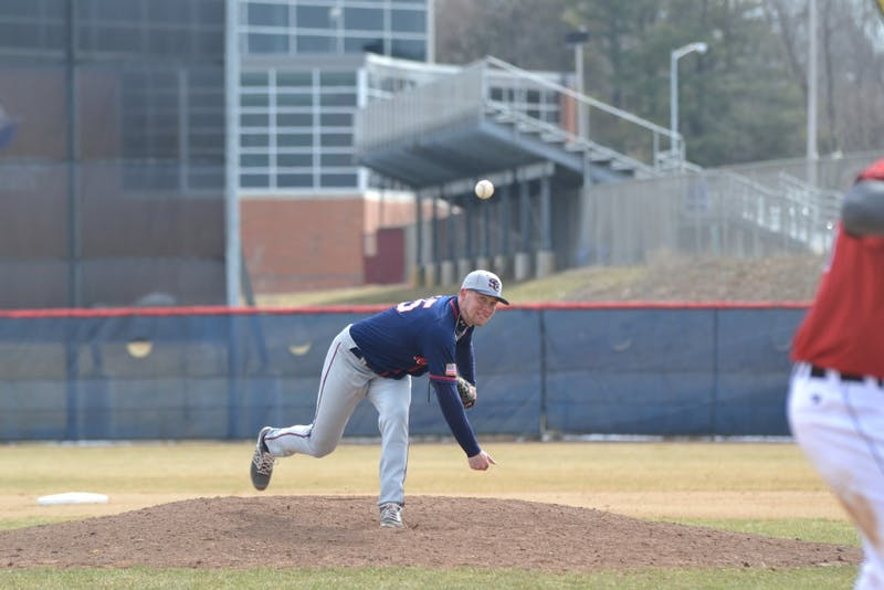After an impressive outing against UPJ, Shawn Patterson currently holds an ERA of 4.70 with 23 innings pitched.