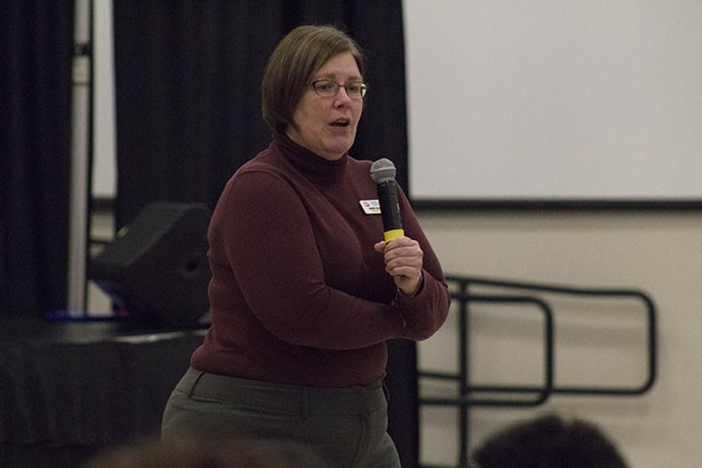 Annual conference emphasizes leadership