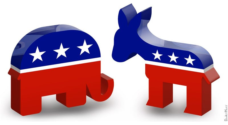 The upcoming election is so heated that it is causing people to act in ways they usually would not act towards others.