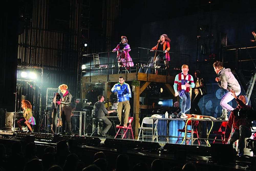 "Review: ""RENT: 20th  Anniversary Tour"" tells stories of NYC artists"