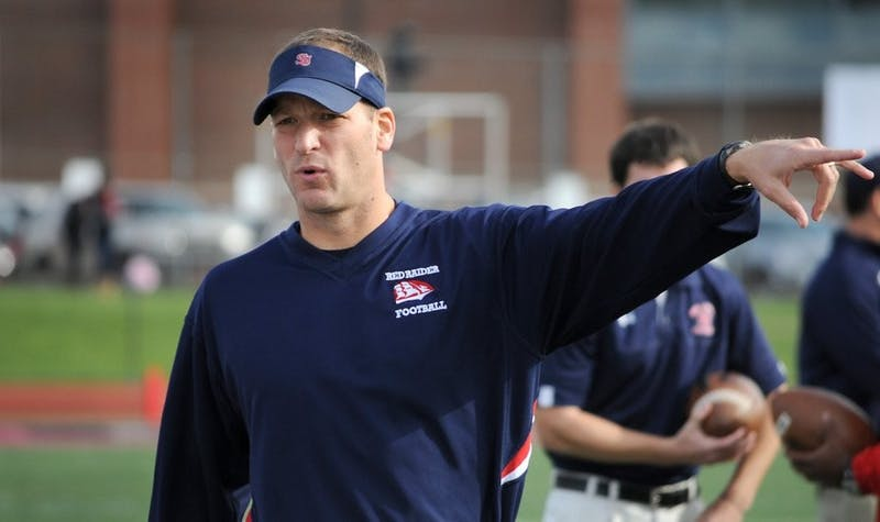 Yurcich served as SU's offensive coordinator and quarterback coach from 2011-2012. Under Yurcich, junior quarterback Zach Zulli was named the 2012 Harlon Hill Trophy winner, making him the best player in all of NCAA Division II football.
