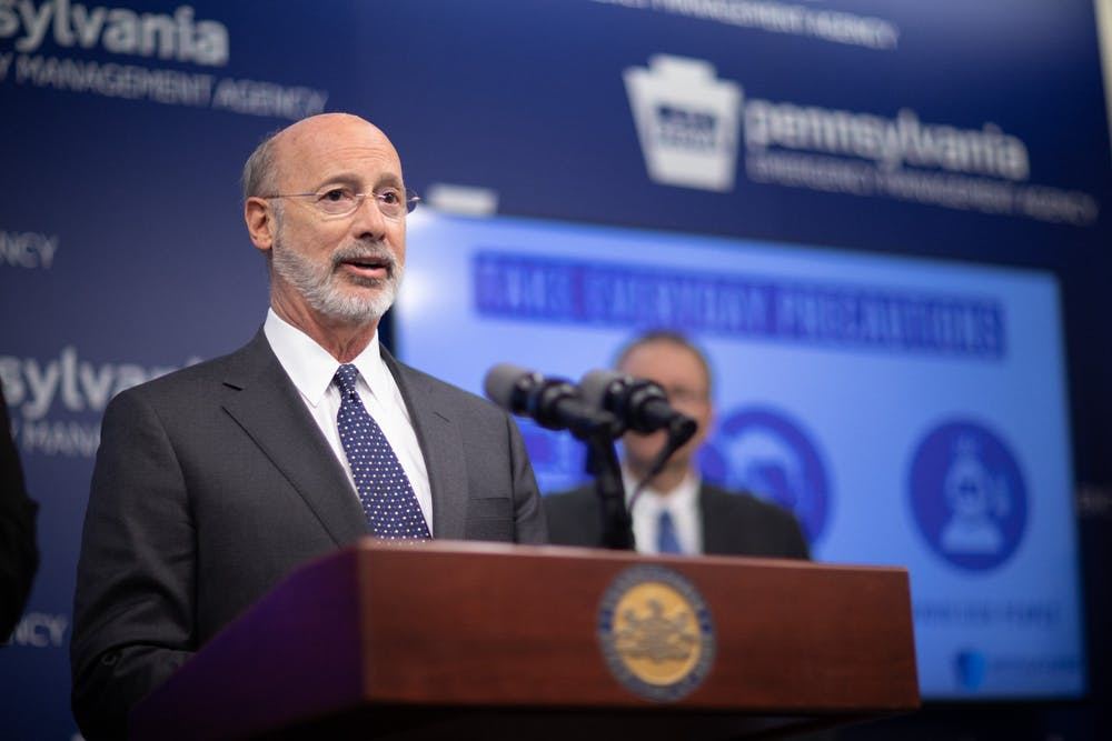 Gov. Wolf announces Pennsylvania schools will stay closed for the rest of the academic year