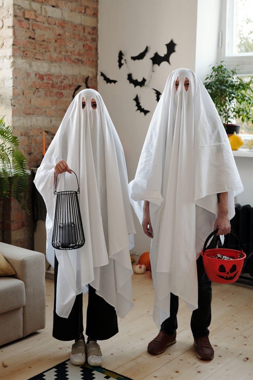 7 Easy Halloween Costumes