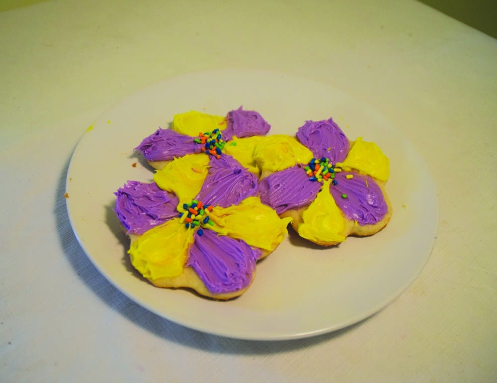 How to make Easter sugar cookies