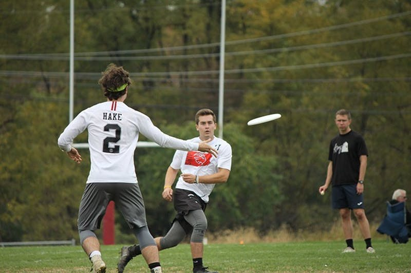The Men's Ultimate Frisbee team has been grounded since March due to the COVID-19 coronavirus pandemic. Before the university moved classes online, the team went 4-2 in a tournament in North Carolina before the shutdown.