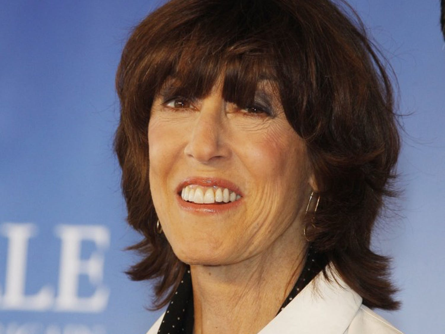 """Director Nora Ephron, seen in this file photo from September 2009, died June 26, 2012, in New York. She was 71. Ephron's hit movies included: """"Sleepless in Seattle,"""" """"When Harry Met Sally,"""" and """"Julie & Julia."""" (Denis Guignebourg/Abaca Press/MCT)"""