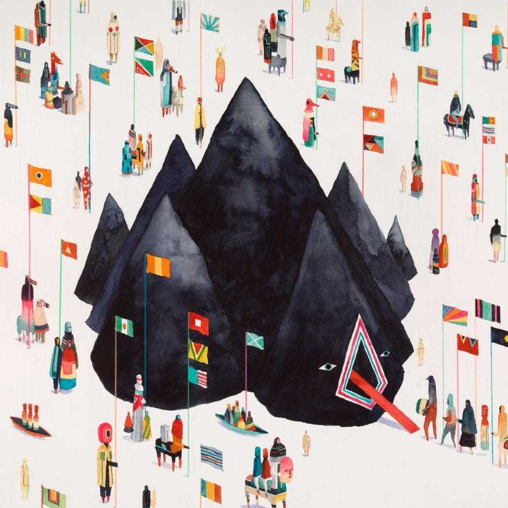 """<p>Young the Giant's third album, """"Home of the Strange,"""" released on Aug. 12.</p>"""