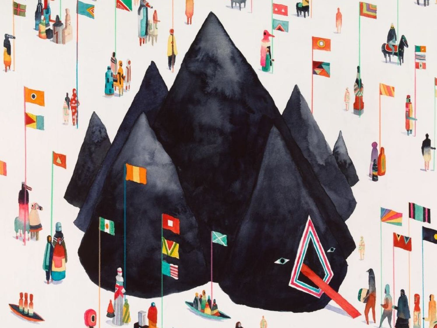 """Young the Giant's third album, """"Home of the Strange,"""" released on Aug. 12."""