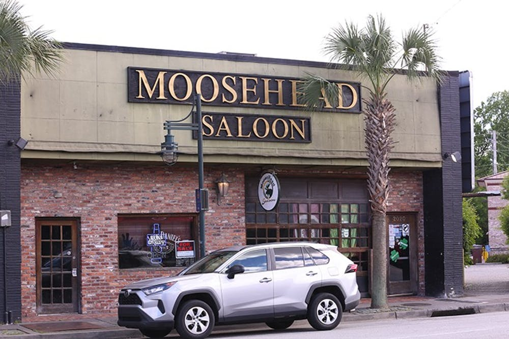 <p>The Moosehead Saloon, a bar in Five Points, has recently gone up for sale after a series of bar closings.</p>