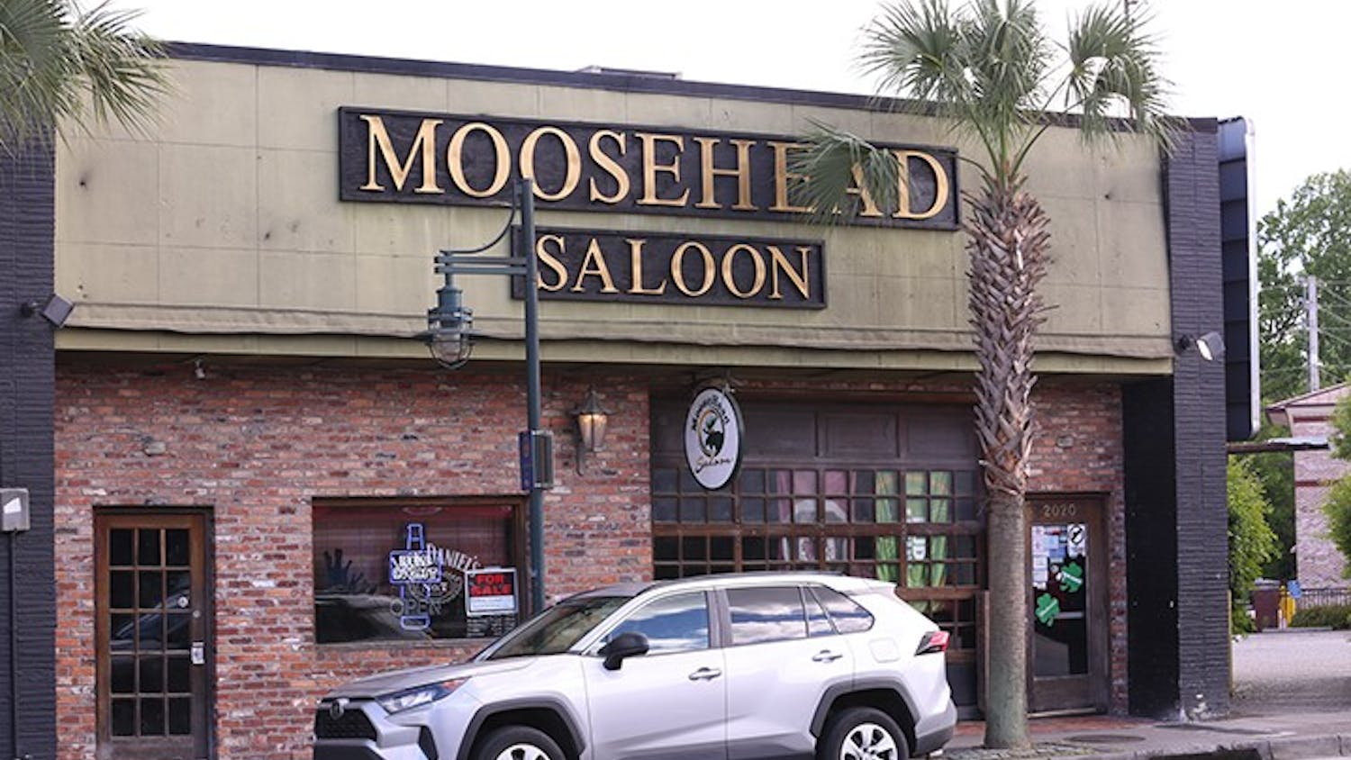 The Moosehead Saloon, a bar in Five Points, has recently gone up for sale after a series of bar closings.