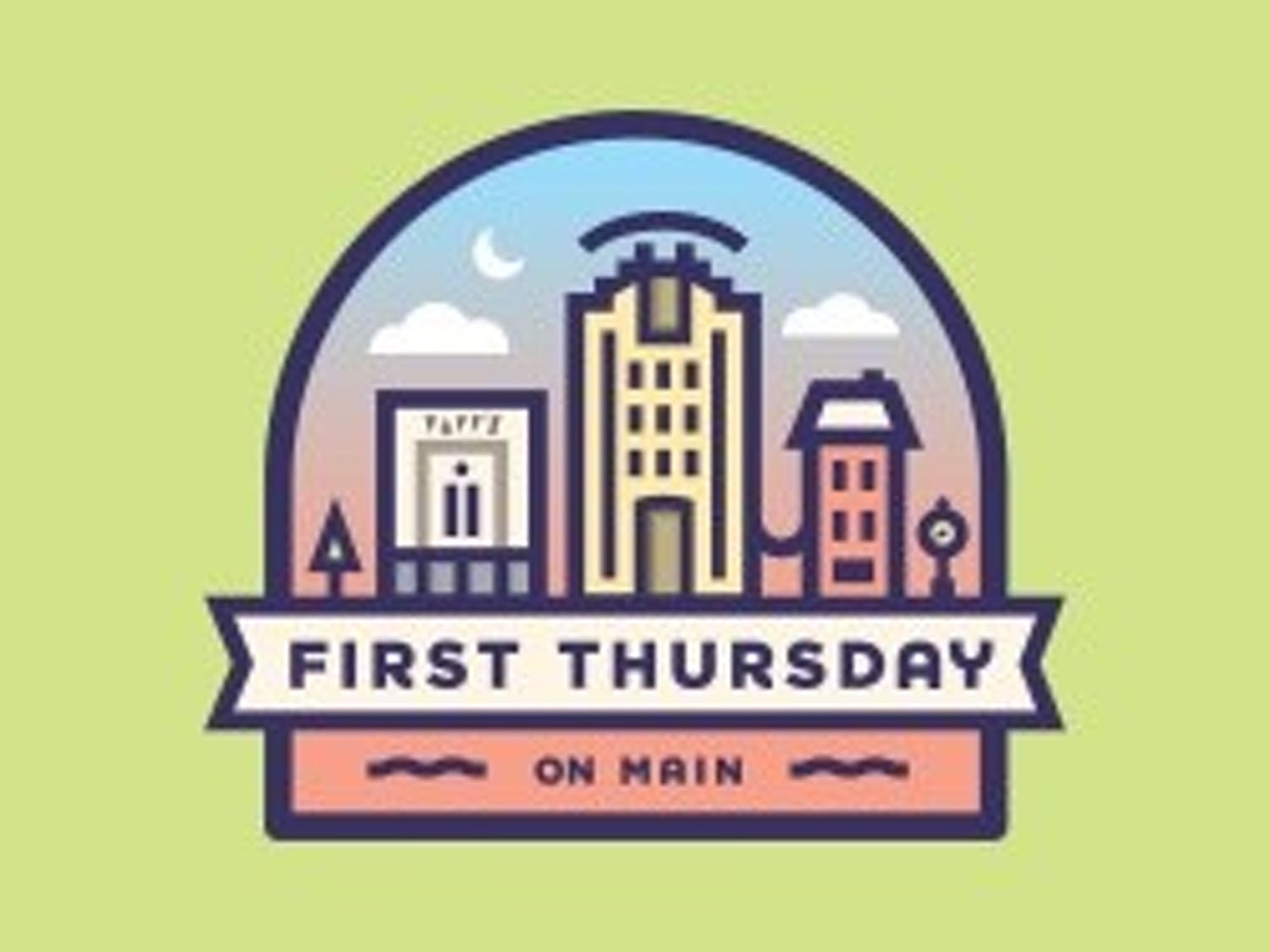 First Thursday on Mainreturns to Columbia on April 7 with local art, music, food and drink.