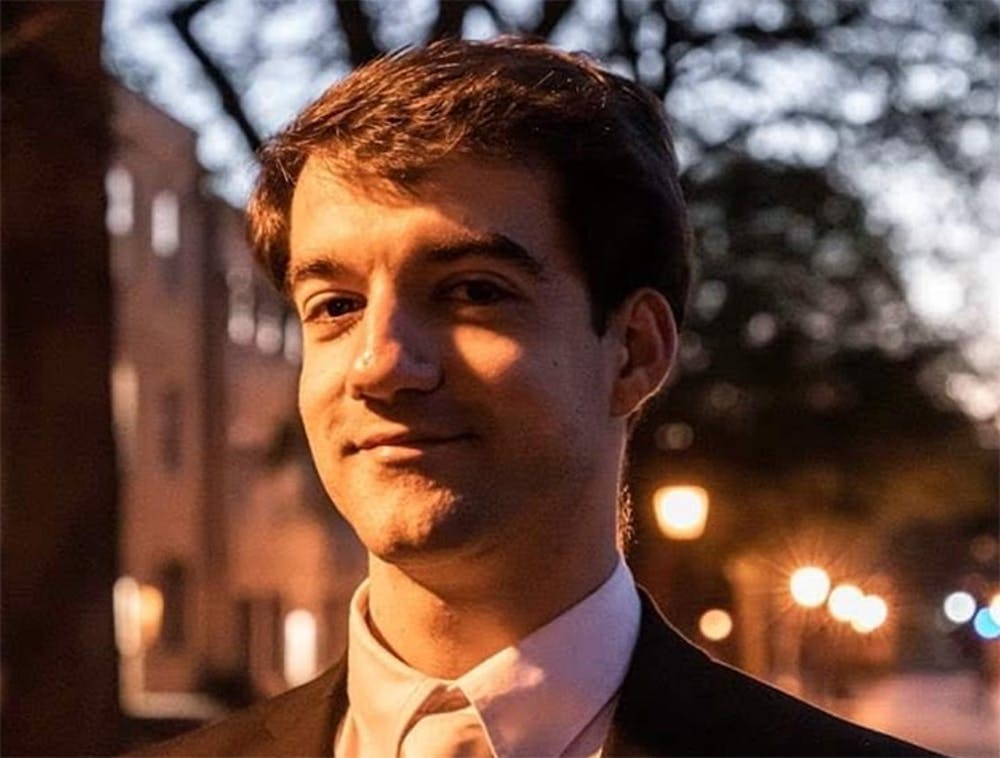 <p>Yonie Penev, a pianist, works as a musical accompanist for the Department of Theatre and Dance at USC.&nbsp;</p>