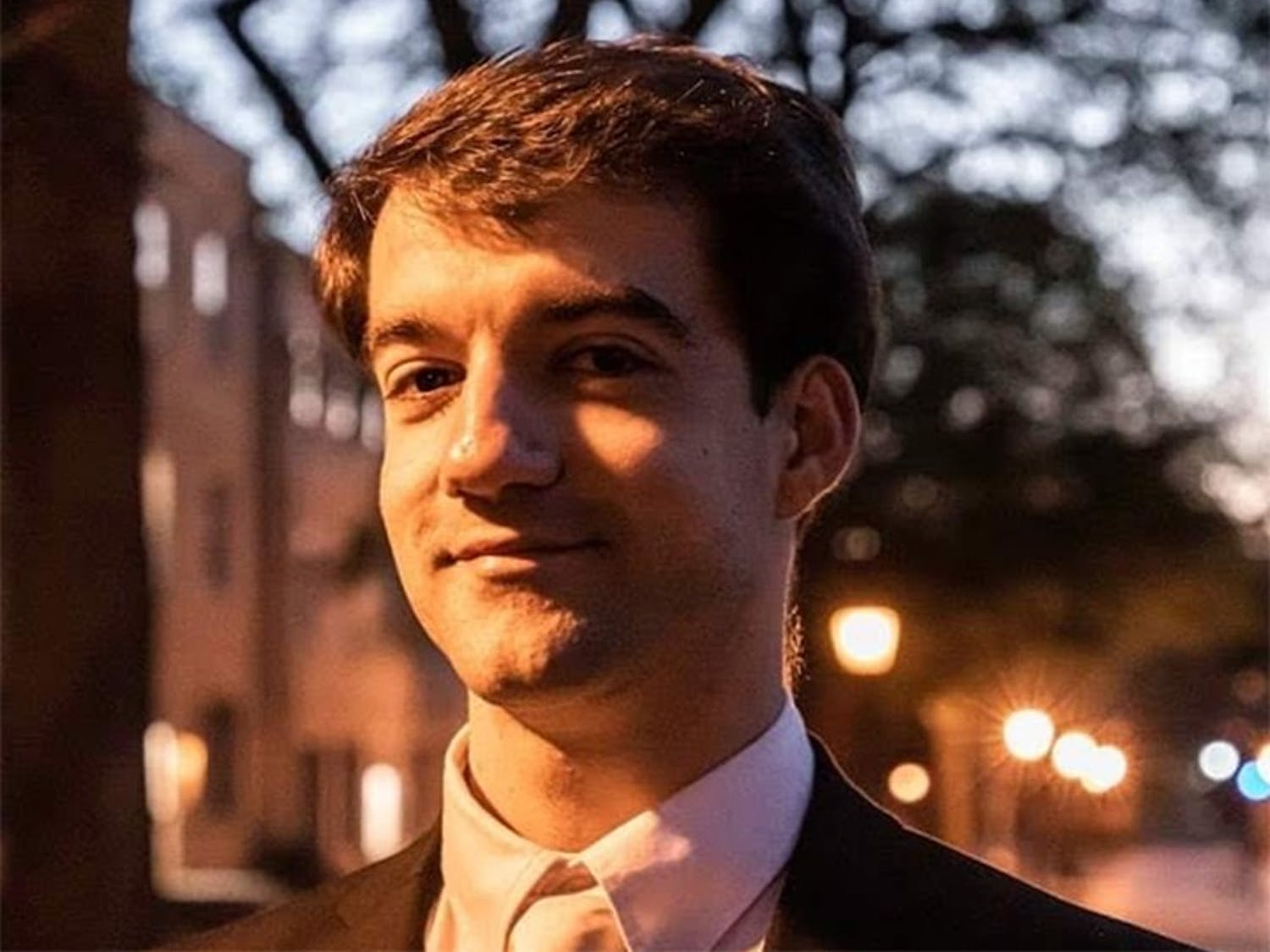 Yonie Penev, a pianist, works as a musical accompanist for the Department of Theatre and Dance at USC.