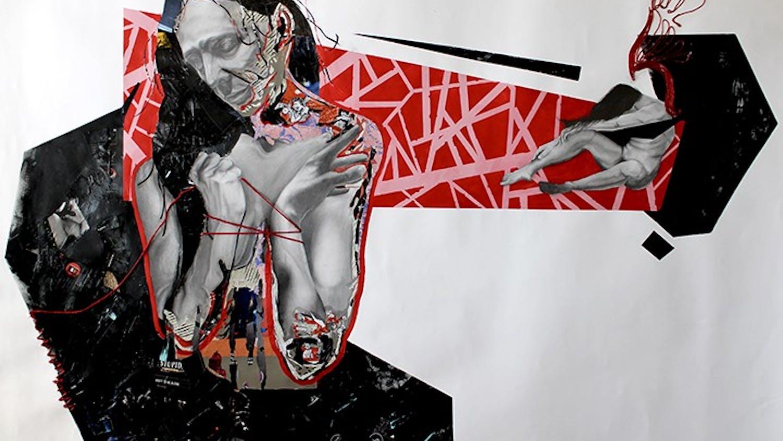 Artwork by Aldric Morton