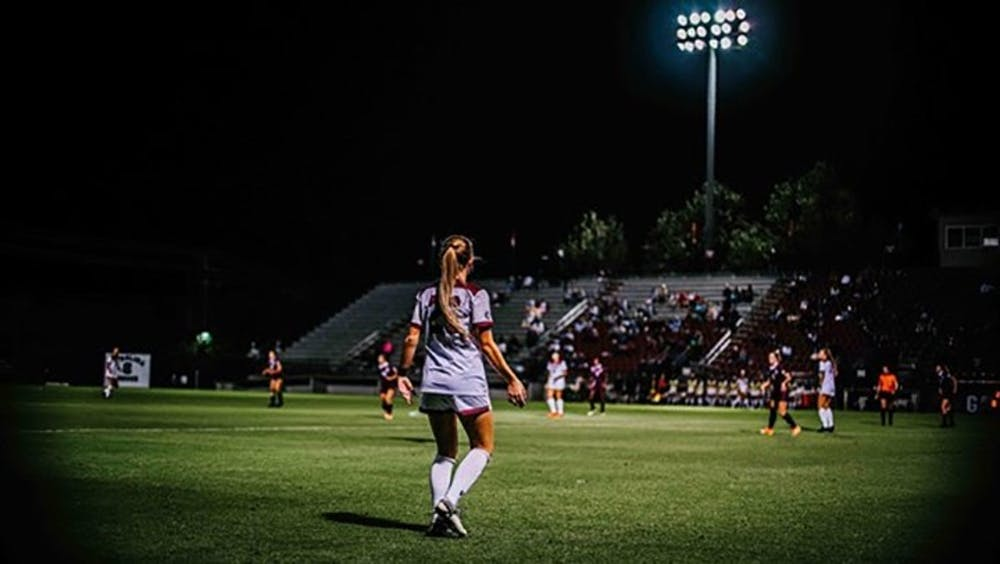 The Gamecock women's soccer team will return to the field for six extra games this spring. The team looks to bounce back after multiple injuries, COVID-19 cases and graduated players.