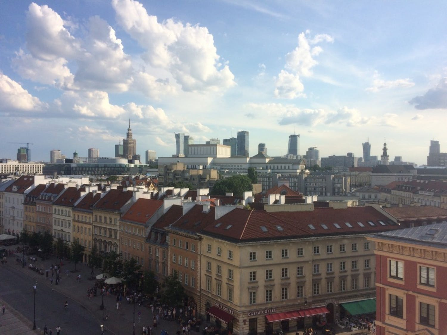 Although a rather uncommon destination for tourists, the new democracy of Poland has rich history and beautiful citiesto offer to visitors.