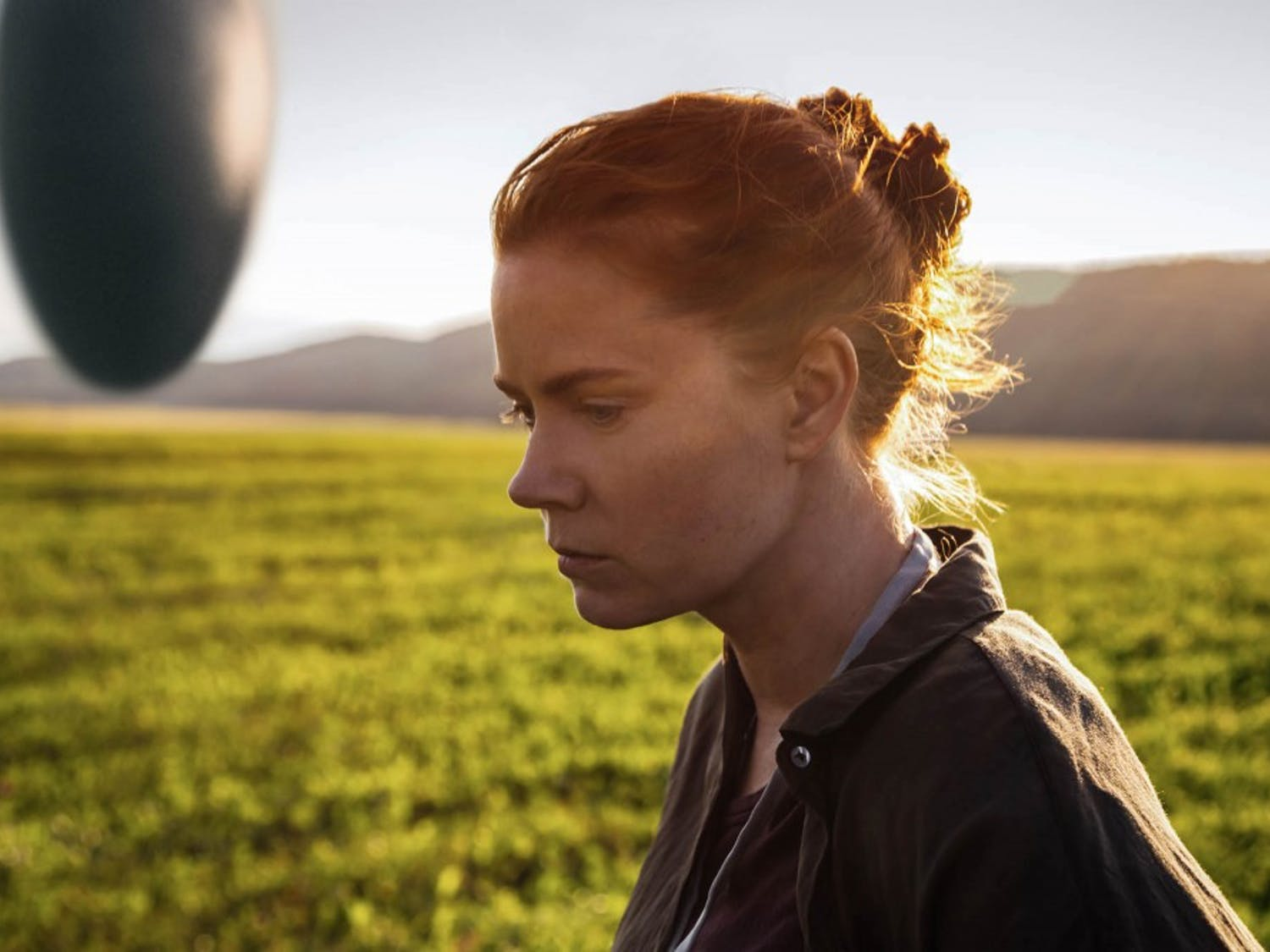 """Amy Adams as Louise Banks in """"Arrival."""" (Paramount Pictures)"""