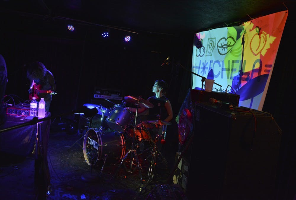 <p>Hoechella, Aug. 26 and 27 at the New Brookland Tavern, is a music event that peacefully protests against body shaming, rape and other issue that people deal with in their day-to-day lives.</p>