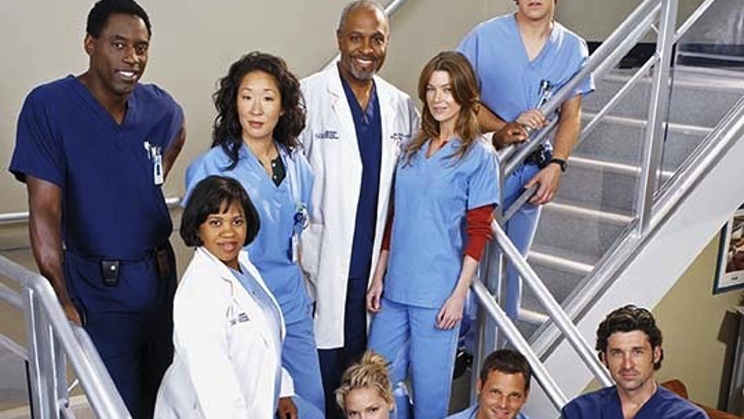 """The cast of ABC's """"Grey's Anatomy."""" """"Grey's Anatomy"""" is one of the many shows on TV today that includes portrayals of mental disorders in a way that trivializes them and feeds into stereotypes."""
