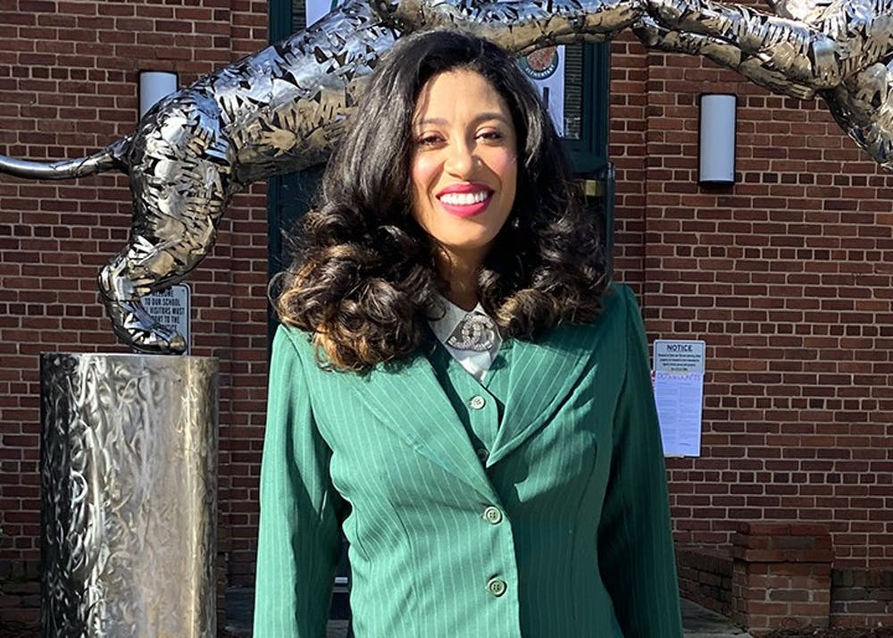 Naida Rutherford, a USC alumna, will become Richland County's first Black female coroner on Jan. 5, 2021.