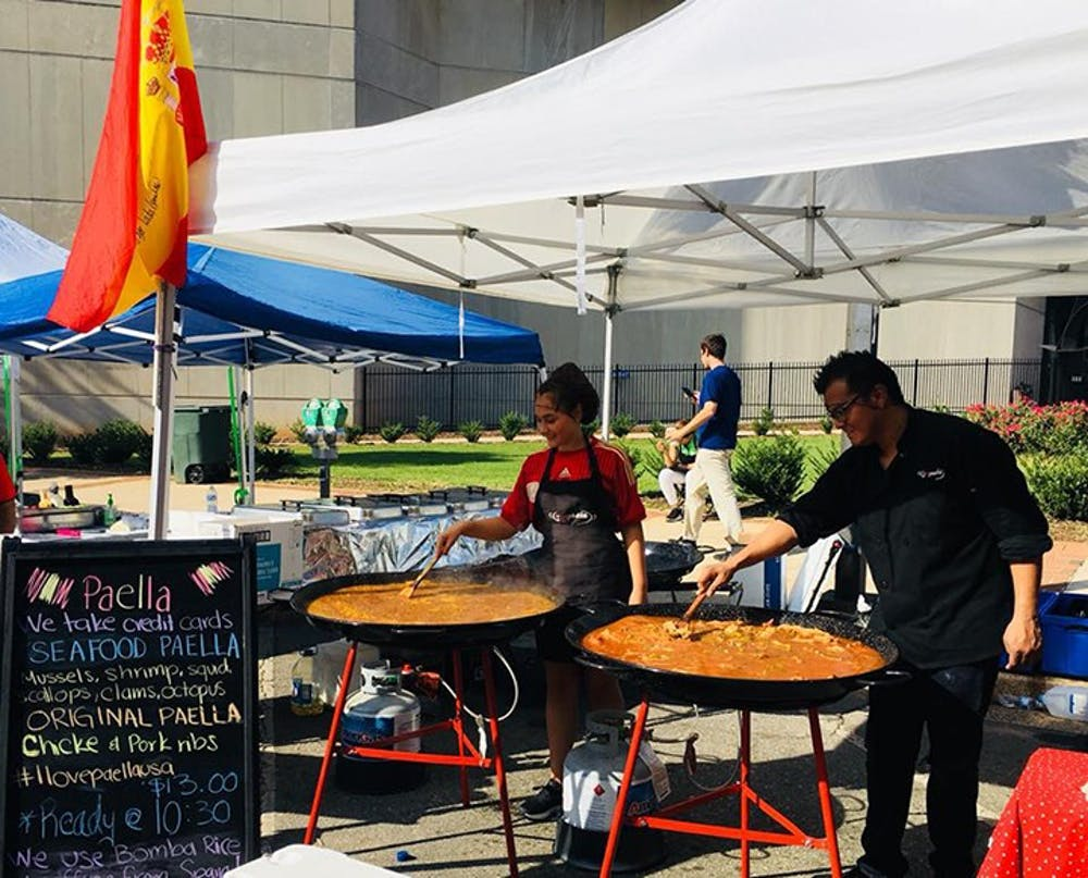 <p>I Love Paella USA is a frequent vendor at the Soda City Market on Saturdays.&nbsp;</p>